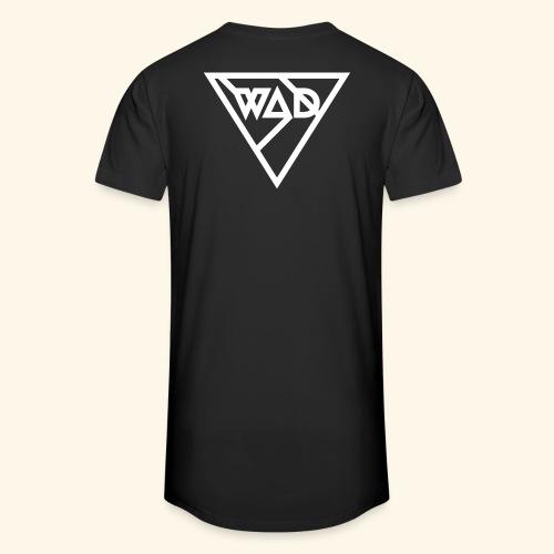 WAD Triangle Long T-shirt - T-shirt long Homme