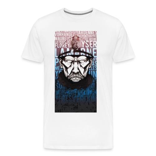 Poilu - T-shirt Premium Homme