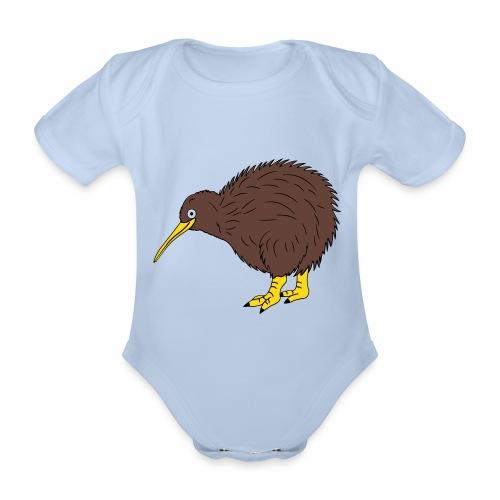 Body Kiwi - Baby Bio-Kurzarm-Body