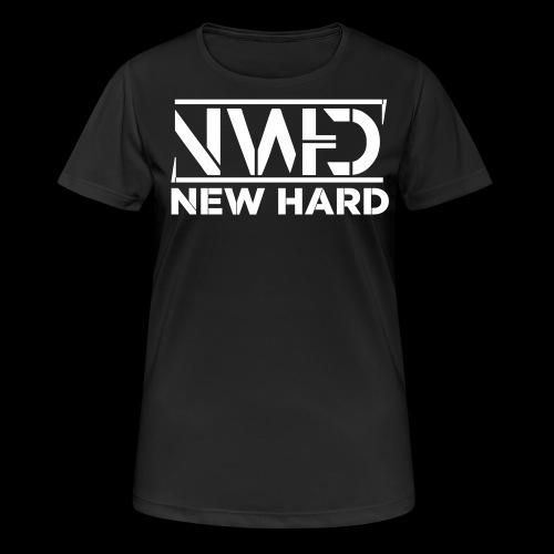Vrouwen New-Hard T-shirt - vrouwen T-shirt ademend