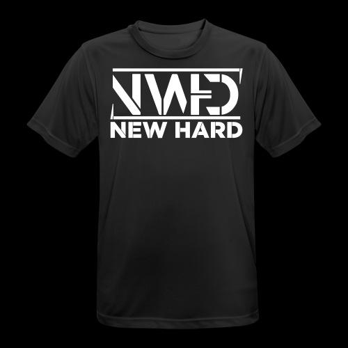 Mannen New-Hard T-shirt - mannen T-shirt ademend