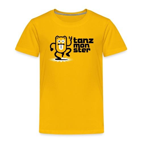 Tanzmonster Dance Party Monster 1.1 - Kinder Premium T-Shirt
