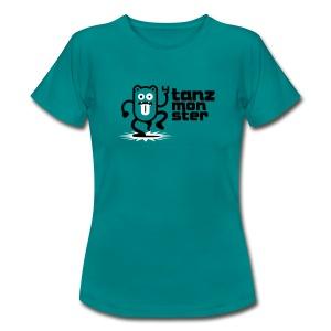 Tanzmonster Dance Party Monster 1.1 - Frauen T-Shirt