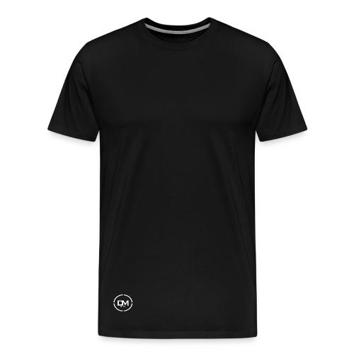 DesireMore News T-Shirt (Minimalistic) - Men's Premium T-Shirt
