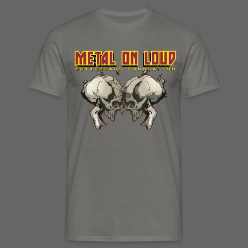 Metal On Loud T-Shirt MEN - Men's T-Shirt