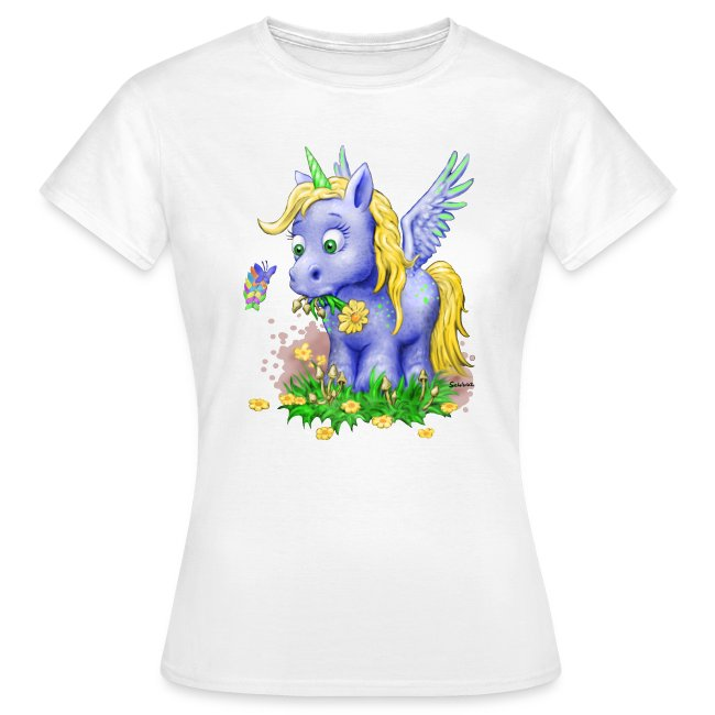 Unicorn on Mushrooms (girl)