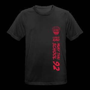 T SHIRT SPORT el pollo MTS92 - T-shirt respirant Homme