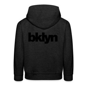 kids/grey - Kids' Premium Hoodie