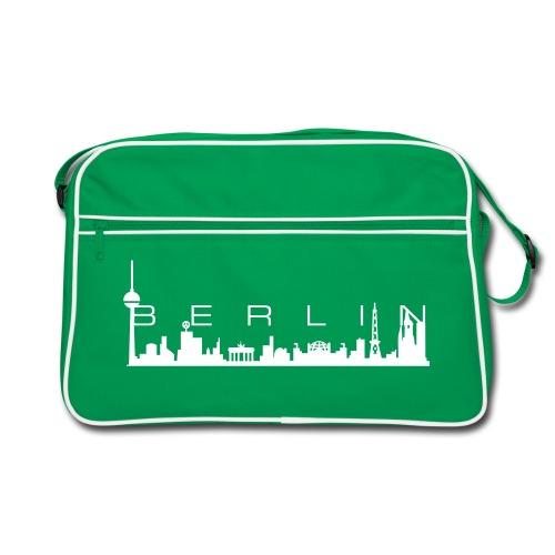 BERLIN SKYLINE Retrobag - Retro Tasche