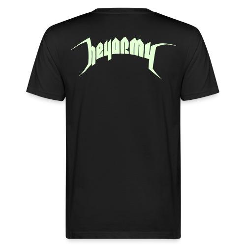 GLOW IN THE DARK T' - Männer Bio-T-Shirt