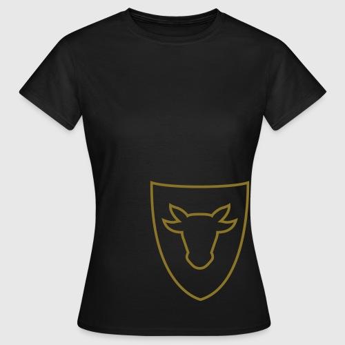 Damen T-Shirt – Ochsenwappen - Frauen T-Shirt