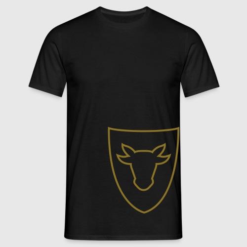 Herren T-Shirt – Ochsenwappen - Männer T-Shirt