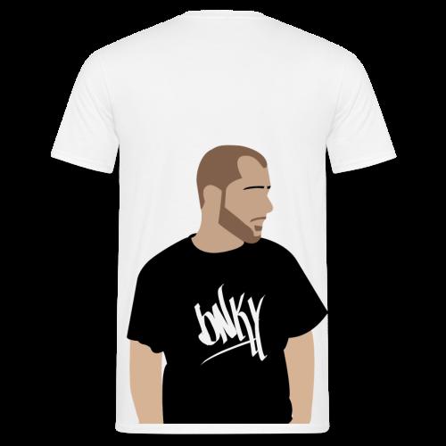 Benikaya Illustration (Rückseite) - Männer T-Shirt