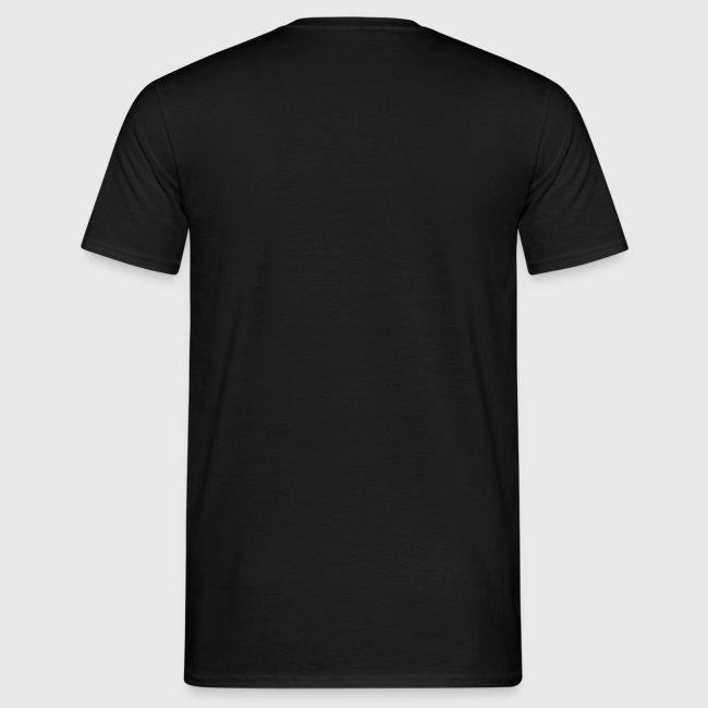 T-Shirt, Männer – Rhöner Botschaft