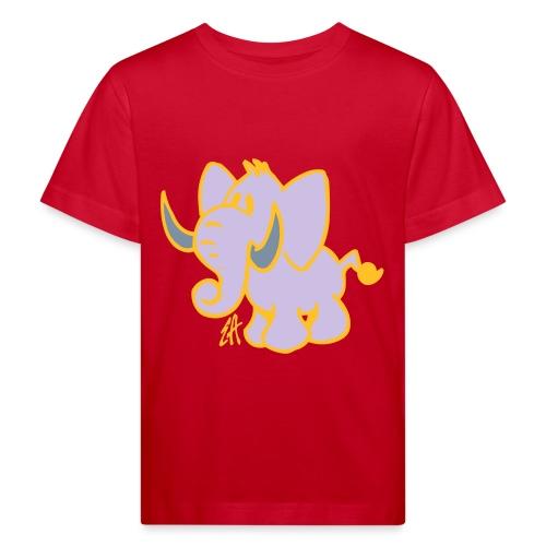 elephant  - Kids' Organic T-shirt