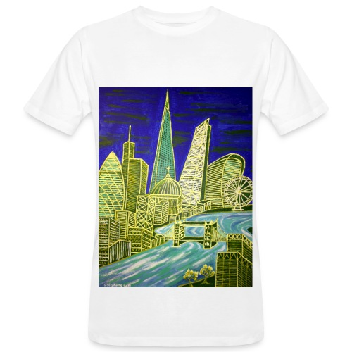 London - Men's Organic T-Shirt