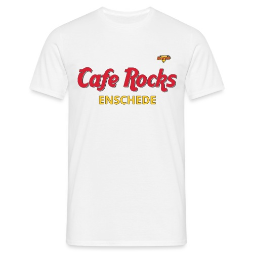 Rockin' Hard Cafe - Mannen T-shirt