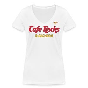 Rockin' Hard Cafe + logo