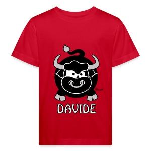 T-shirt Bio Enfant Toro, Davide - T-shirt bio Enfant