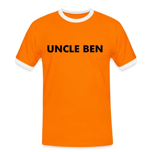 Uncle Ben - Men's Ringer Shirt