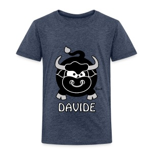 T-shirt Bio Enfant Toro, Davide - T-shirt Premium Enfant