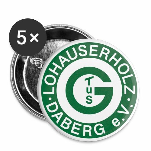 Buttons TuS Ger. Lohauserholz - Buttons klein 25 mm