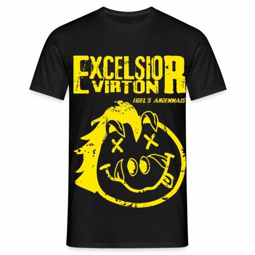 T-Shirt Nirvana - Version R.E. Virton - T-shirt Homme