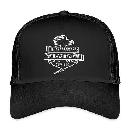 10 Jahre Seegang – Trucker Cap - Trucker Cap