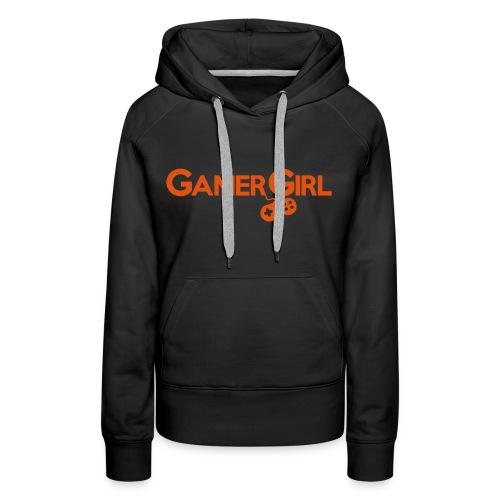 Gamer Girl Hoodie - Women's Premium Hoodie