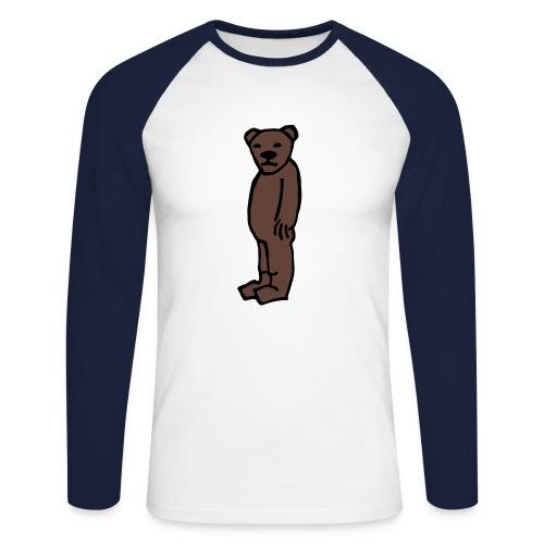 ber longsleeve man - Männer Baseballshirt langarm