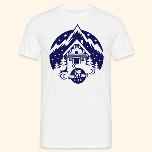 Bad Hindelang, Allgäu - Männer T-Shirt