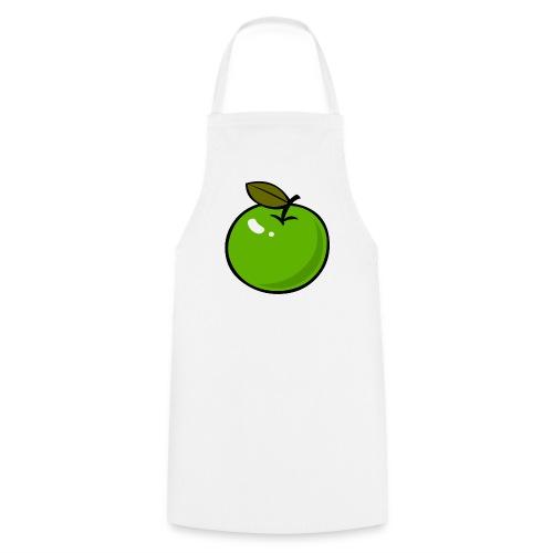 keukenschort - appel - Keukenschort