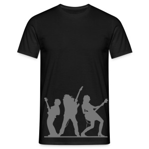 Bass Players - Männer T-Shirt