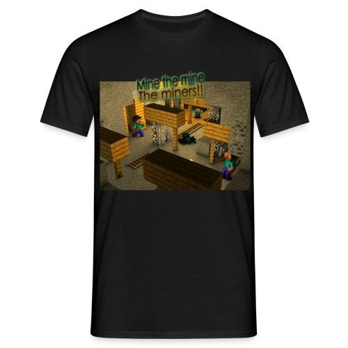 The miners - Camiseta hombre