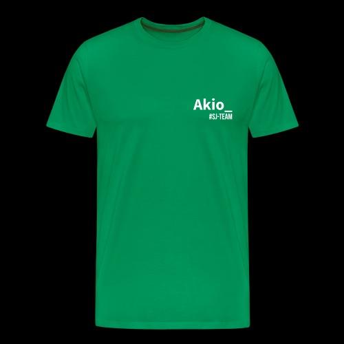 Akio_ - Männer Premium T-Shirt