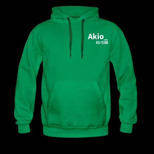 Sweater Akio_ - Männer Premium Hoodie