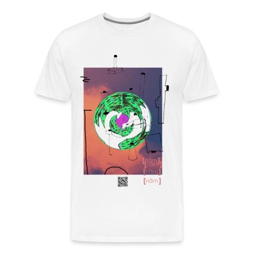 nam's world - Männer Premium T-Shirt