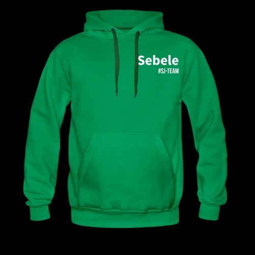 Sweater Sebele - Männer Premium Hoodie