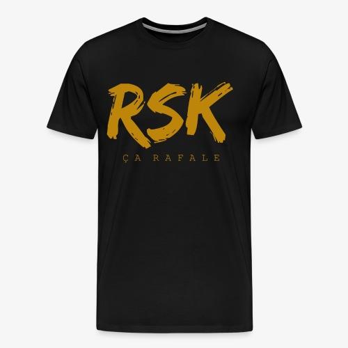 Tee Shirt RSK (Ça Rafale) - T-shirt Premium Homme