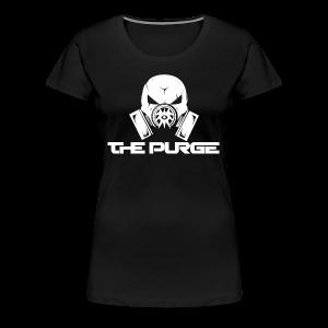 The Purge Tee [Ladies] - Women's Premium T-Shirt