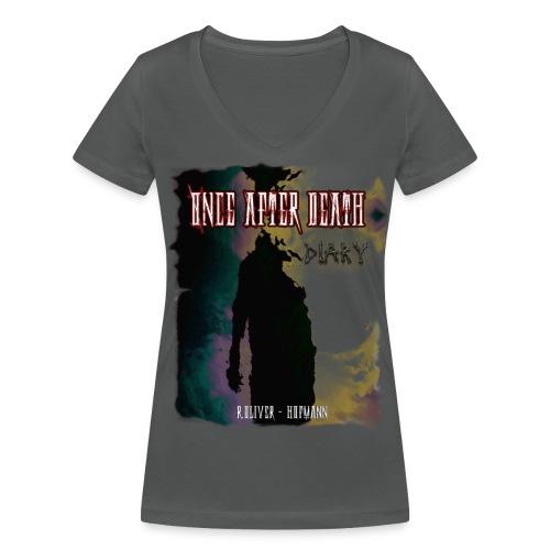 Frauen V-Ausschnitt - DIARY T-shirt - Frauen Bio-T-Shirt mit V-Ausschnitt von Stanley & Stella