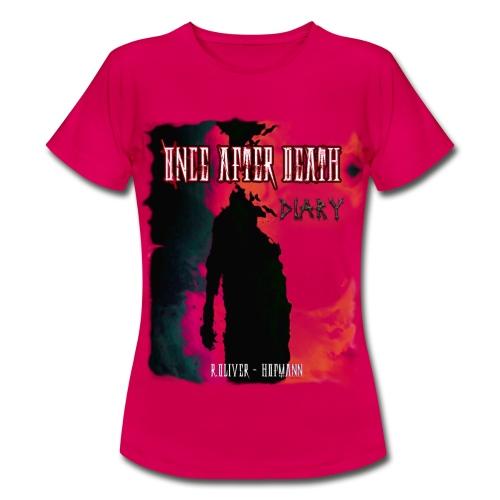 Frauen - DIARY T-shirt - Frauen T-Shirt