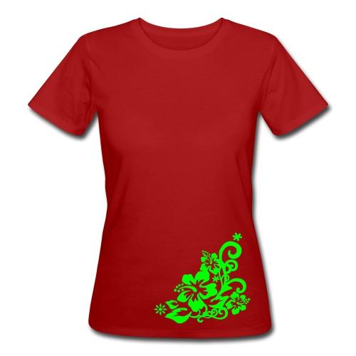 Think:Green - Økologisk T-skjorte for kvinner