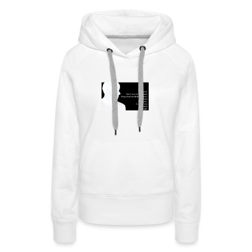 The Way You Look Tonight - Women's Premium Hoodie