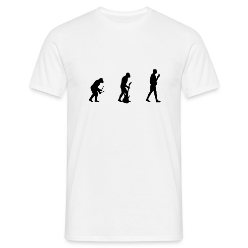 evolution1 - T-shirt Homme