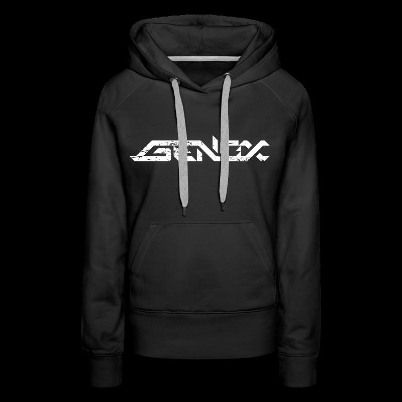 Genox Hoodie [Ladies] - Women's Premium Hoodie