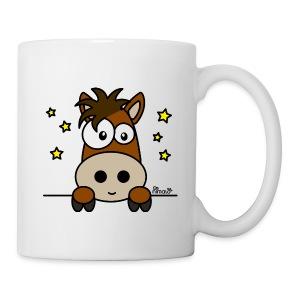 Tasse Poney Club, Pony, Cheval - Mug blanc