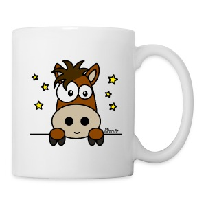 Tasse Poney Club, Pony, Cheval - Tasse