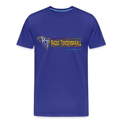 Tordenskrall T-skjorte (menn) - Premium T-skjorte for menn