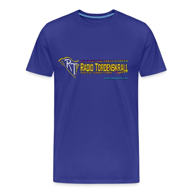 Tordenskrall T-skjorte (menn)
